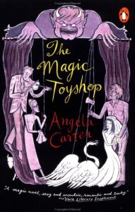 The Magic Toyshop by Angela Carter. I've  been meaning to read Carter for a while.